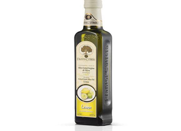 Frantoi Cutrera Extra jungfru olivolja med citronsmak 250ml