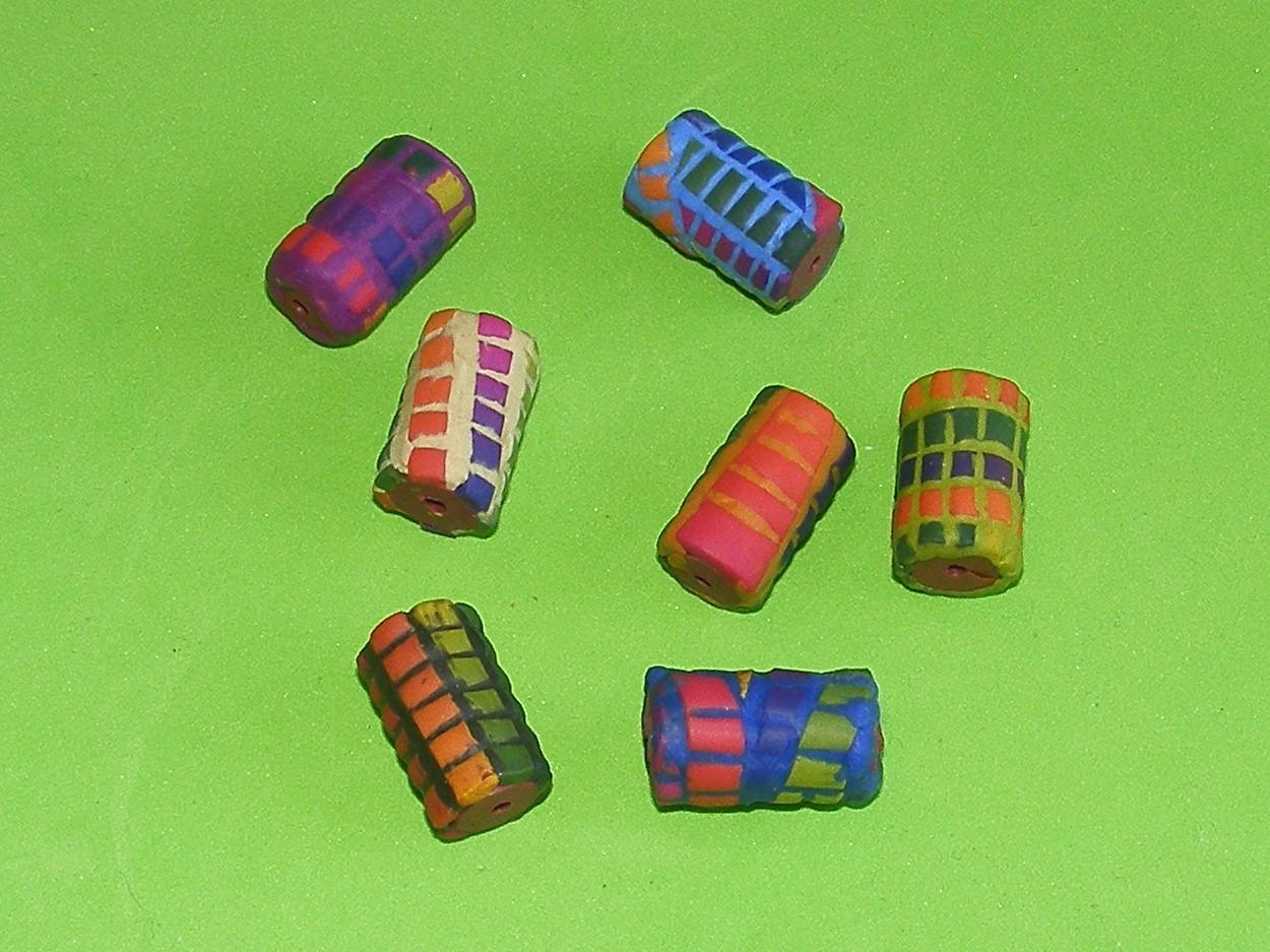 Tube beads