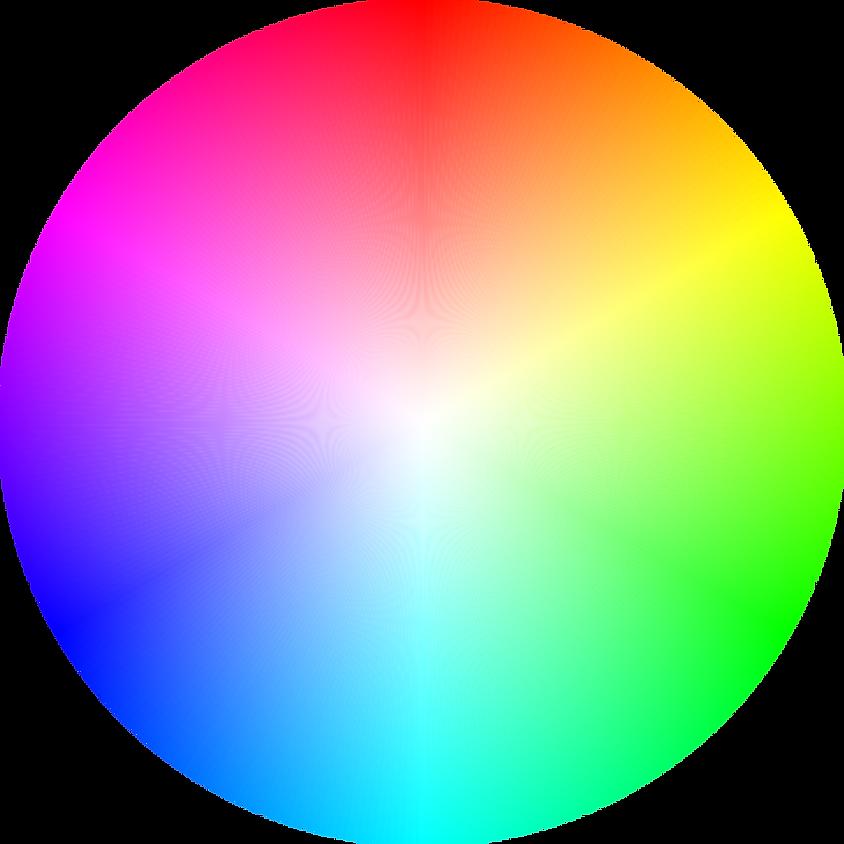 A short exploration of colour