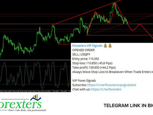 GBP/USD Trading Signal - July 8, 2021