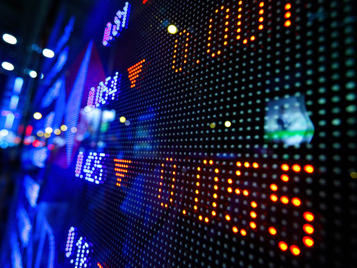 US Market Update – Caution As Yields Rise