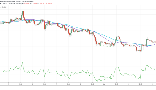 EUR/USD Struggles To Bounce