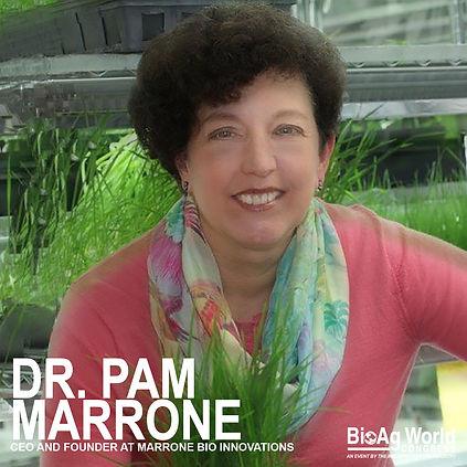 Dr. Pam Marrone