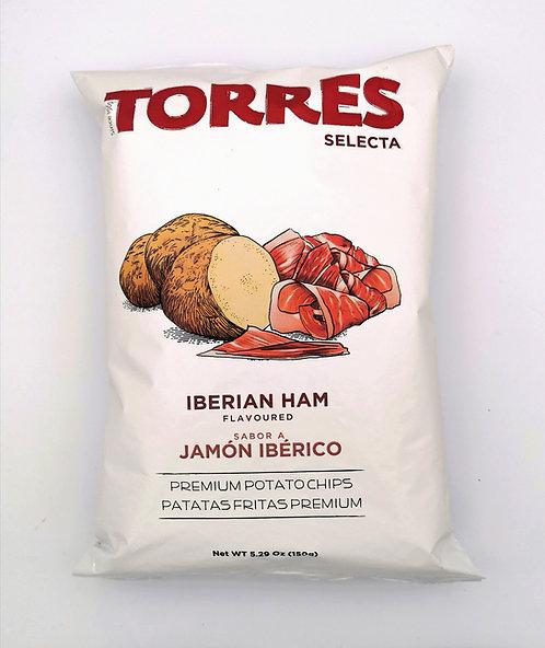 Torres Iberico Ham Crisps
