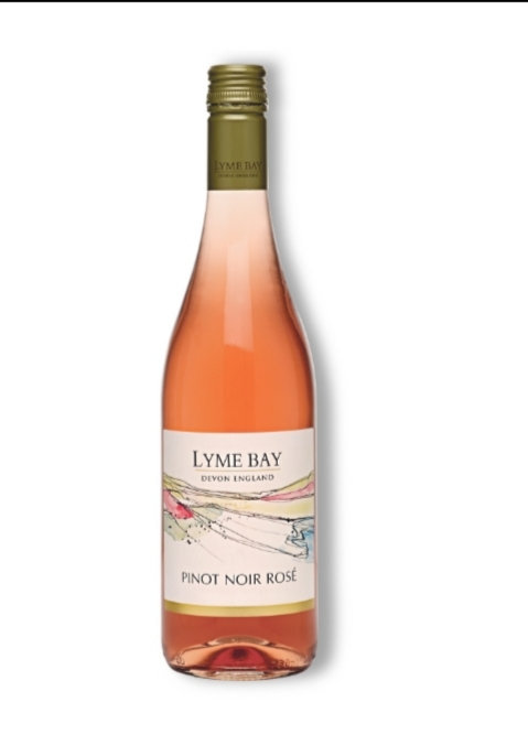 Lyme Bay Pinot Noir Rose'
