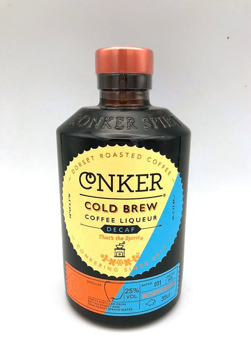 Conker Cold Brew Coffee Liqueur - Decaf 35cl