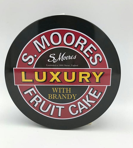 Moore's Luxury Fruit Cake with Brandy