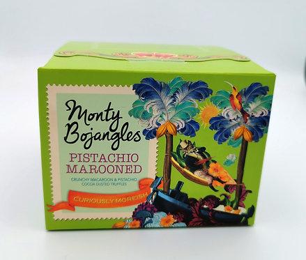Monty Bojangles Pistachio Truffles
