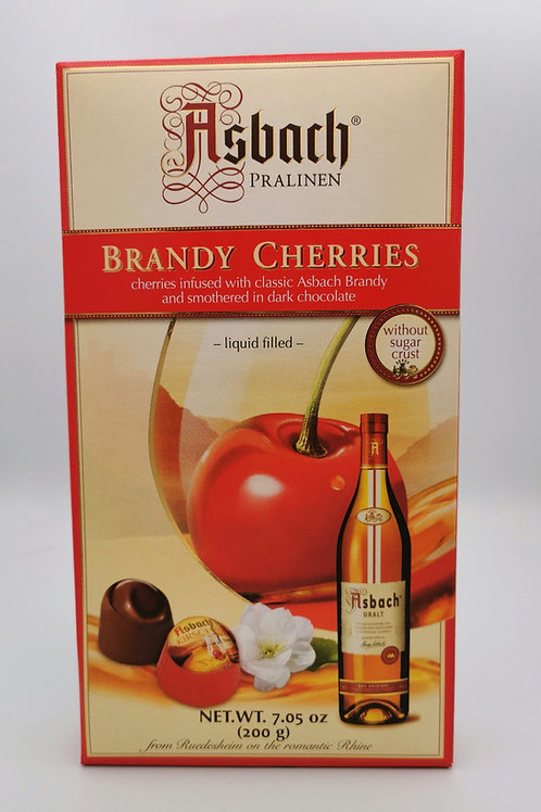 Asbach Brandy Cherries