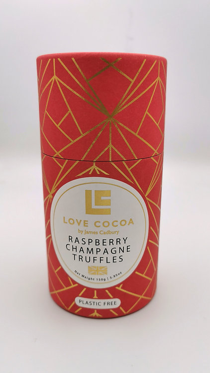 Love Cocoa Pink Champagne Truffles