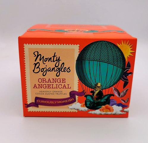 Monty Bojangles Orange Truffles