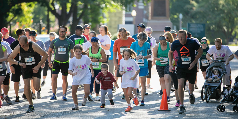 Race For Reconciliation 5k