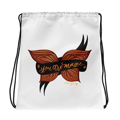 YOU ARE MAGIC • Drawstring bag