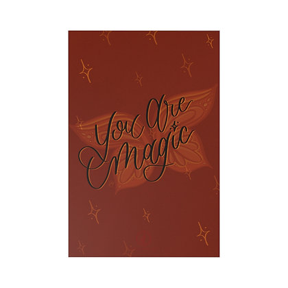 YOU ARE MAGIC BUTTERFLY • Postcards (7 pcs)