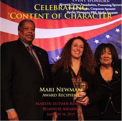 Martin Luther King Jr. Award