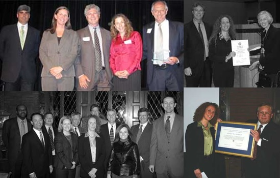 KLN Davis Award Recipients