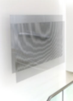 6, Untitled, Screen Print on Perspex, 15