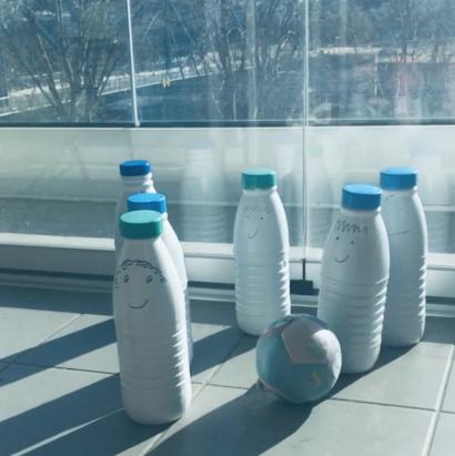 Recyclez vos bouteilles de lait en 2 façons