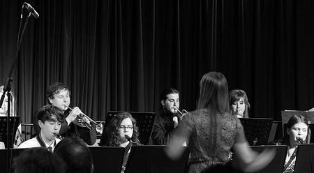 Conducting YSJ Big Band 2012