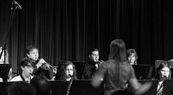 Conducting YSJ Big Band 2012