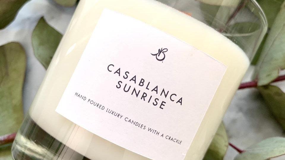 Casablanca Sunrise Vegan Candle - 200g
