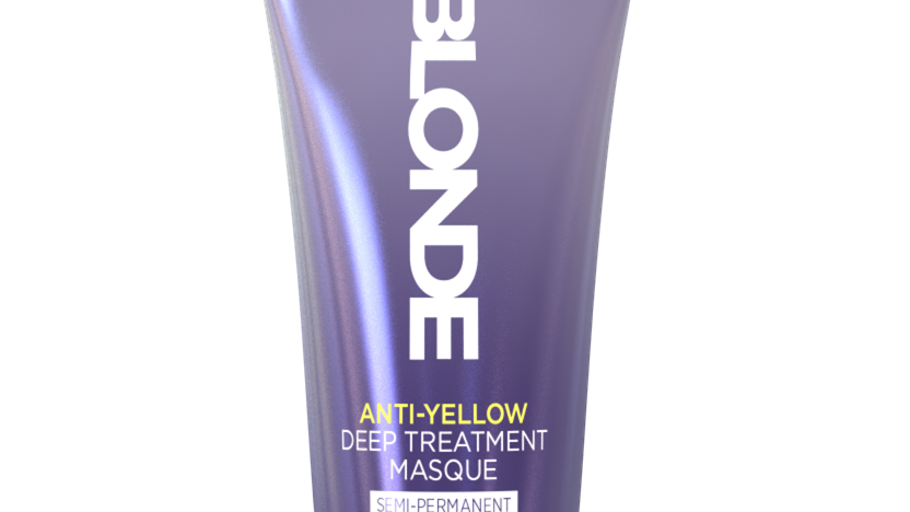 System Blonde - Anti Yellow Deep Treatment Masque