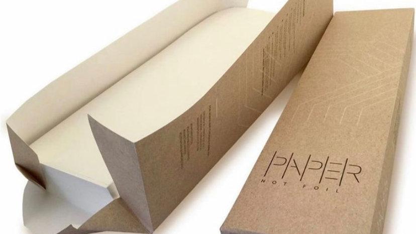 Paper Not Foil -hairdressing foil alternative