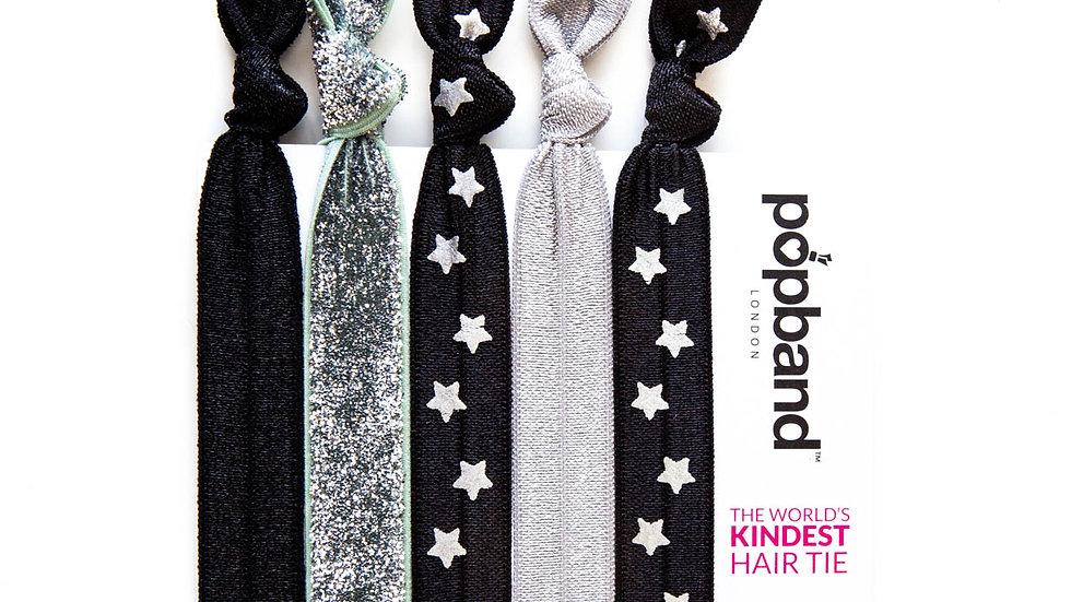 Popbands - 5 pack Hair Ties - Kate