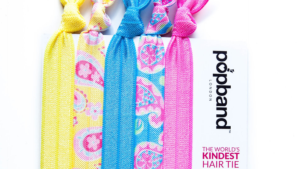 Popbands 5 Pack - Paisley