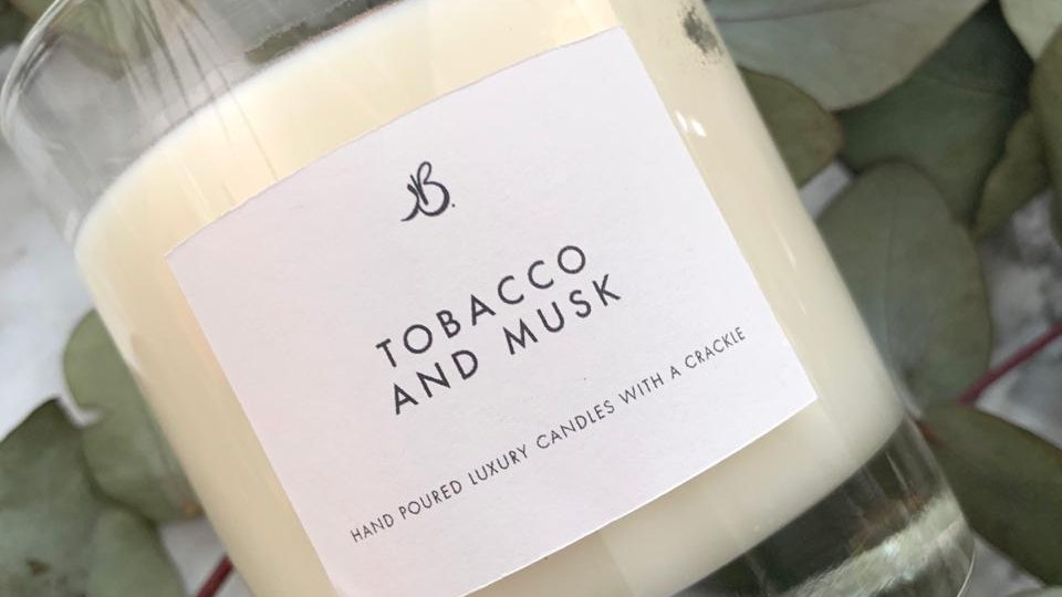 Tobacco and Musk - 200g (Abu Dhabi Delivery Only)