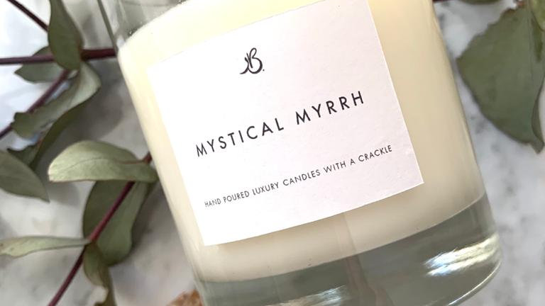Mystical Myrrh - 200g (Abu Dhabi Delivery Only)