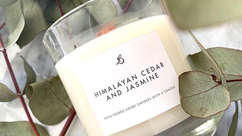 Himalayan Cedar and Jasmine - 200g