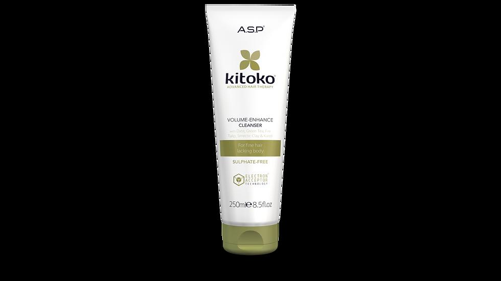 Kitoko Volume Enhance Cleanser 250 ml