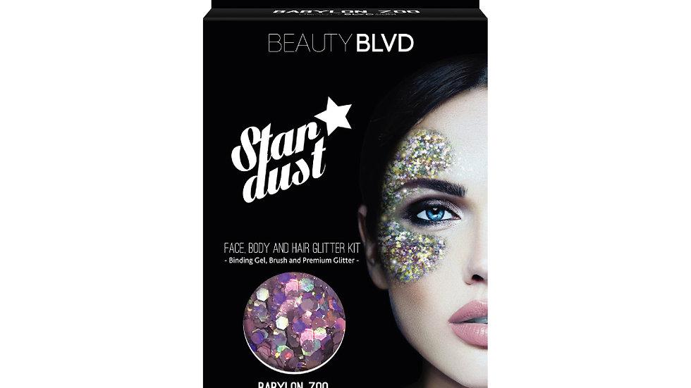 Beauty Blvd Stardust Face and Body Glitter - Babylon Zoo