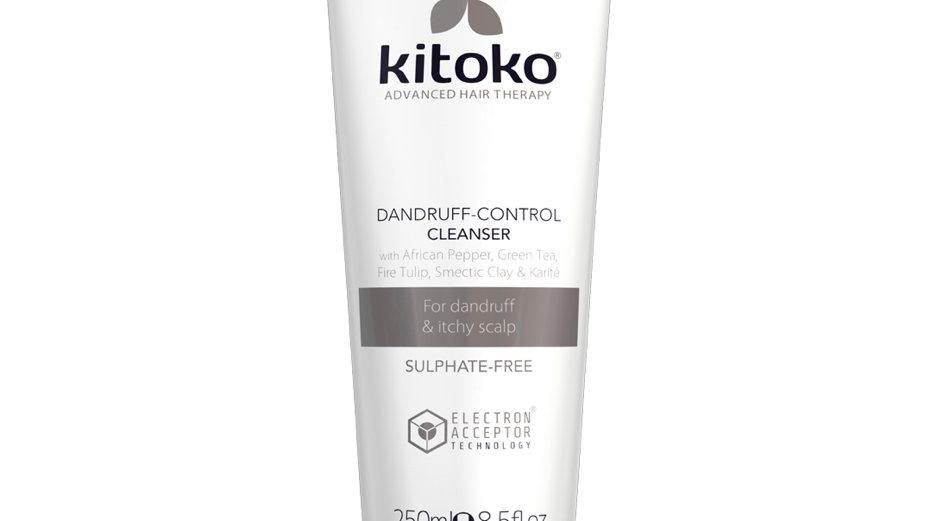 Kitoko Dandruff Control Cleanser - 250ml