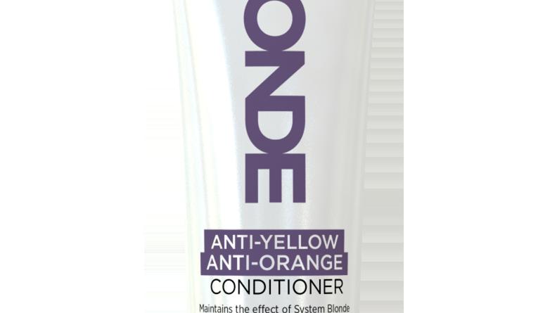 System Blonde - Anti Yellow & Anti Orange Conditioner