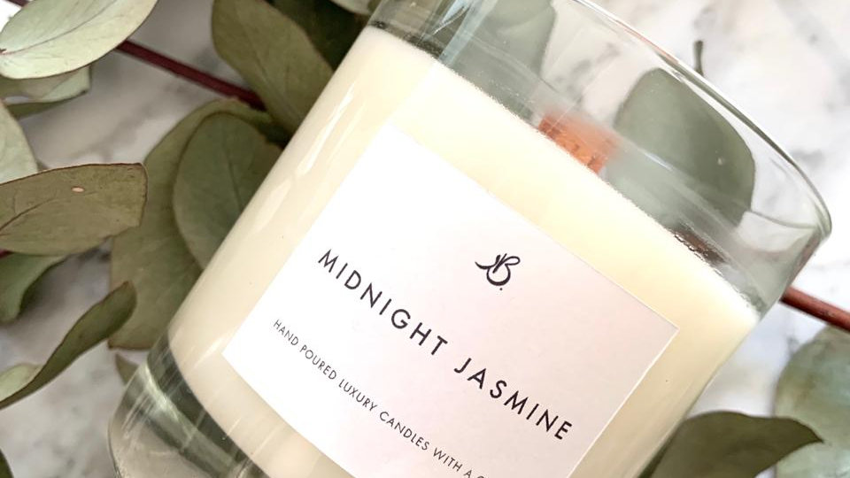 Midnight Jasmine - 200g (Abu Dhabi Delivery)