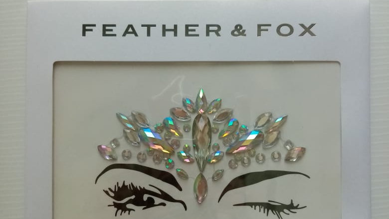 Feather & Fox - Face and Body Jewel No. 3