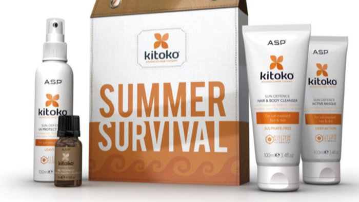 Summer Survival Hair Kit