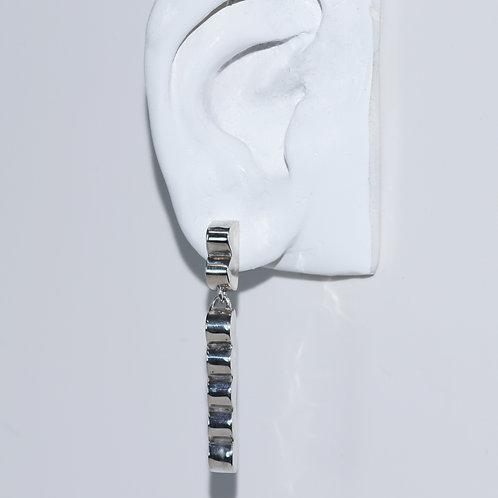 Long Cloud Earrings