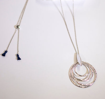 silver hammered necklace 2.jpg