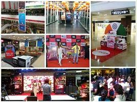 btl activations mall activities indore madhya pradesh