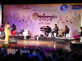 special events indore concert musical night