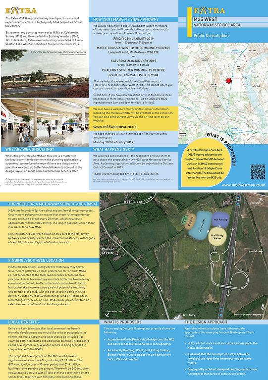 BIR.5351_06 Public Consultation Leaflet