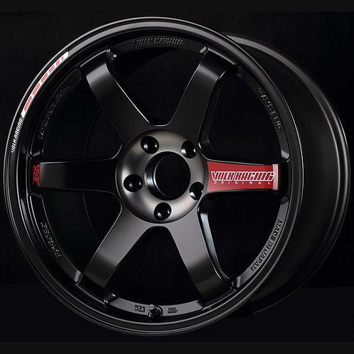 RAYS TE37SL Black Edition III (Type TT Fitment)