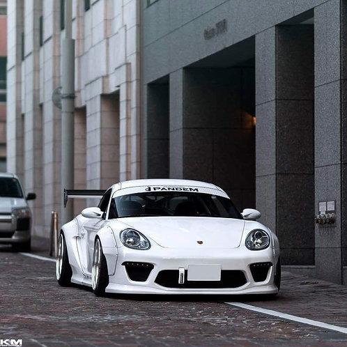 Pandem Porsche Cayman