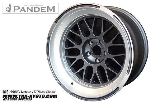 Pandem Racing Wheels 18x11 -40 (Pair of 2)