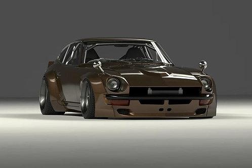 Pandem Datsun 240Z