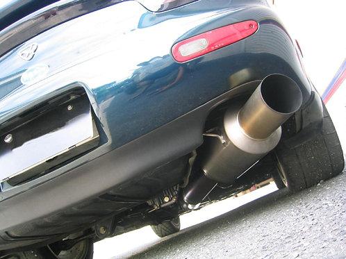 TCP Magic Titanium FD3S RX7 Exhaust System