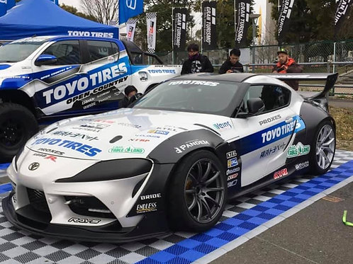 Pandem Toyota Supra A90